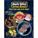Книга Star Wars Angry Birds Press-Out and Play