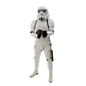 Комплект костюма Штурмовика: battle spec броня + шлем + оружие + кобура