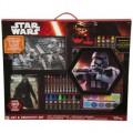 Star Wars The Force Awakens 100 Piece Art Case