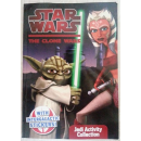 Star Wars The Clone wars: Jedi Activity Collection