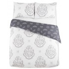 Комплект постельного белья Harry Potter Hogwarts School Logo