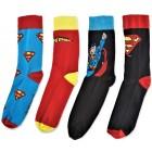 Носки Superman 4 пары размер 43-46 EU