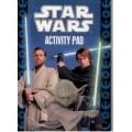 Альбом для раскрашивания Star Wars Activity Pad