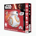 Надувной радиоуправляемый дроид Star Wars BB-8 со звуковыми эффектами