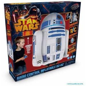 Надувной радиоуправляемый дроид Star Wars R2-D2