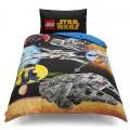 Комплект постельного белья Star Wars Lego
