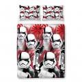 Комплект двухстороннего постельного белья Star Wars Episode VIII Trooper Double
