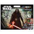 Набор для рисования с наклейками Star Wars The Force Awakens