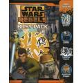 Альбом для раскрашивания с наклейками Star Wars Rebels