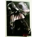 Поздравительная открытка Star Wars Darth Vader