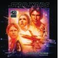 Календарь Star Wars 40th Anniversary 2018 (коллекционный)