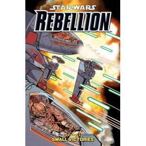 Новелла Star Wars: Rebellion Vol. 3 -- Small Victories TPB
