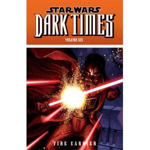 Новелла Star Wars: Dark Times Volume 6—Fire Carrier