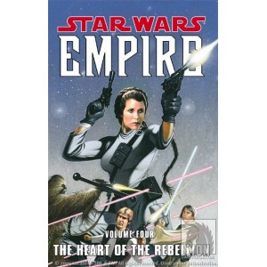 Новелла Star Wars: Empire Vol. 4