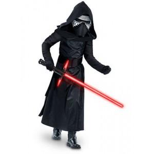 Карнавальный детский костюм Star Wars The Force Awakens Kylo Ren возраст 5-6 лет