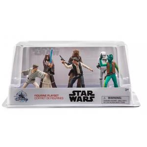 Фигурки Star Wars Deluxe 6 шт.