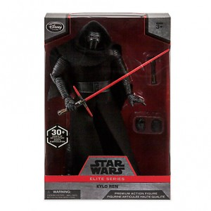 Фигурка Star Wars The Force Awakens Kylo Ren серии Elite