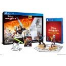 Стартовый игровой набор Star Wars Disney Infinity 3.0 для PS4