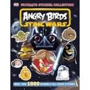 """Альбом с наклейками """"Angry Birds Star Wars"""""""