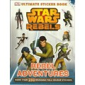Альбом с наклейками Star Wars Rebels Rebel Adventures