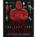 Книга Star Wars The Last Jedi Visual Dictionary