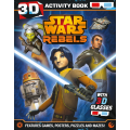 Книга для детей Star Wars Rebels 3D Activity Book