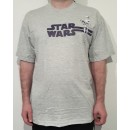 Футболка Star Wars Battle Droid Grey размер Large