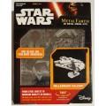 Пазлы 3D из металла Star Wars Millenium Falcon