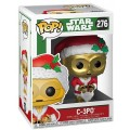 Фигурка Star Wars Funko Christmas C-3PO