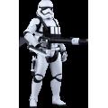 Фигурка Star Wars Hot Toys The Force Awakens First Order Heavy Gunner Stormtrooper 1:6