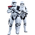 Фигурки Star Wars Hot Toys The Force Awakens First Order Stormtrooper Officer and Stormtrooper 1:6