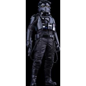 Фигурка Star Wars Hot Toys The Force Awakens First Order TIE Pilot 1:6