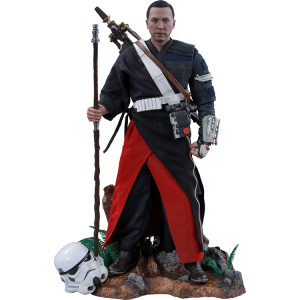 Фигурка Star Wars Hot Toys Rogue One Chirrut Îmwe (Deluxe Version) 1:6