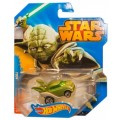 Машинка Star Wars Character Car Yoda