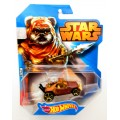 Машинка Star Wars Character Wicket