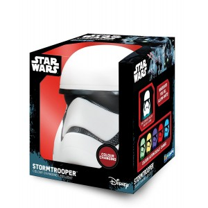 Настольная лампа Star Wars TFA Stormtrooper 3D Colour Changing