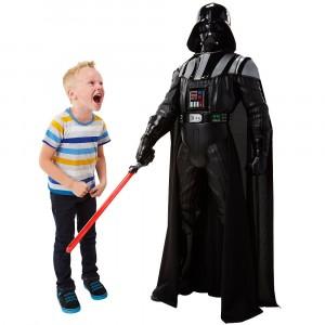 Фигурка Star Wars Darth Vader 122 см/48 дюймов со звуковыми эффектами