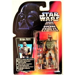 Фигурка Star Wars Boba Fett серии: The Power Of The Force