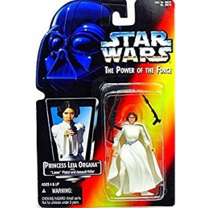 Фигурка Star Wars Princess Leia Organa серии: The Power Of The Force