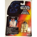 Фигурка Star Wars R2-D2 with Light-Pipe Eye Port and Retractable Leg серии: Power Of The Force