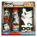 Star Wars Stormtrooper Bath Set