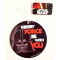 Star Wars Christmas Ceramic Decoration
