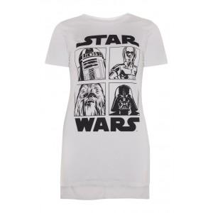 Футболка женская Star Wars Heroes размер 38 EUR