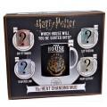 Кружка хамелеон Harry Potter школы Хогвартса