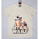 Футболка Star Wars The Force Awakens BB-8 размер Large