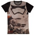 Star Wars The First Order Stormtroopers T-Shirt Small