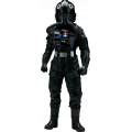 Фигурка Star Wars Sideshow Collectibles Rogue One TIE Pilot 1:6
