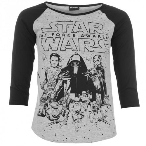 Женские Футболки Star Wars