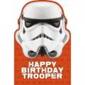 Поздравительная открытка Star Wars Stormtrooper