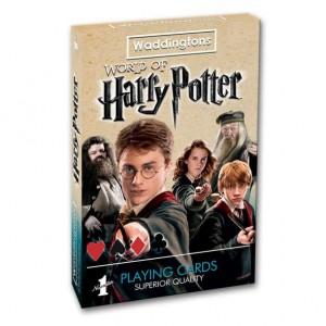"""Игральные карты """"Harry Potter Hogwarts"""""""